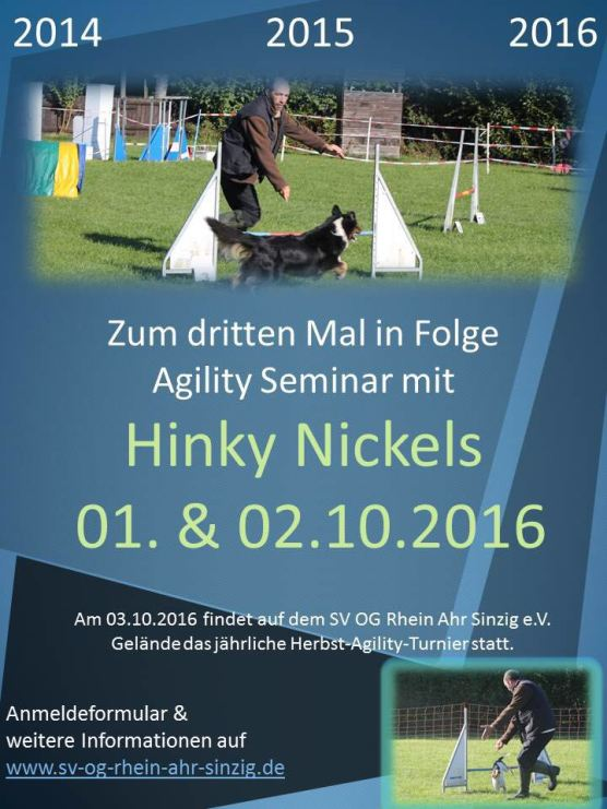 Hinky Nickels Flyer